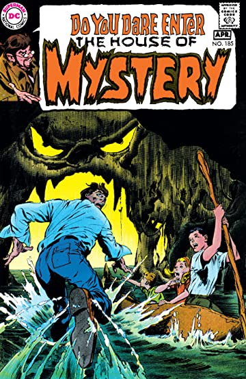 House of Mystery (1951-1983) #185