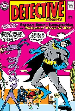 Detective Comics (1937-2011) #331