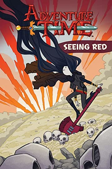 Adventure Time Tome 3: Seeing Red