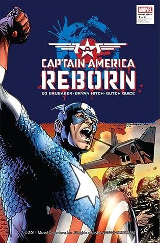 Captain America: Reborn #1 (of 6)
