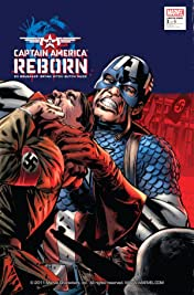 Captain America: Reborn #2 (of 6)