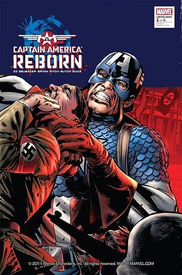 Captain America: Reborn #2 (of 6)