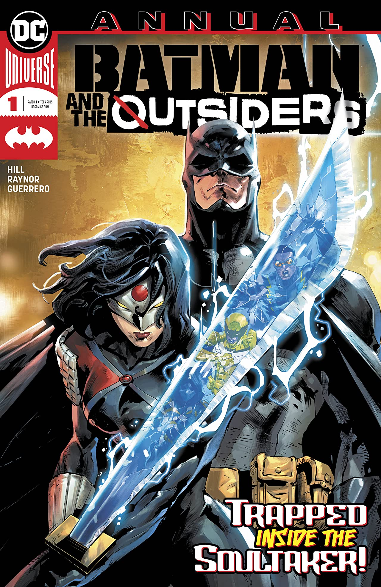 Batman and the Outsiders (2019-) Annual #1