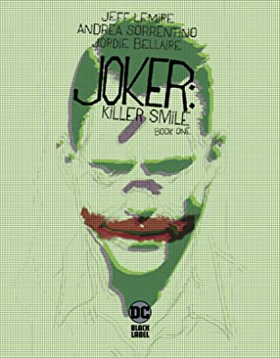 Joker: Killer Smile (2019-) No.1