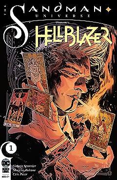 The Sandman Universe Presents Hellblazer (2019-) #1