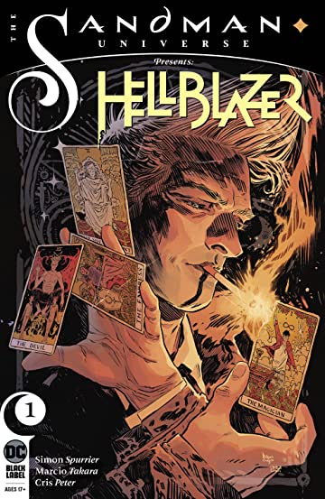 The Sandman Universe Presents Hellblazer (2019-) #1