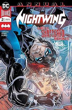 Nightwing (2016-) Annual #2