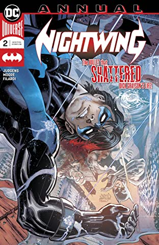 Nightwing (2016-) Annual #2