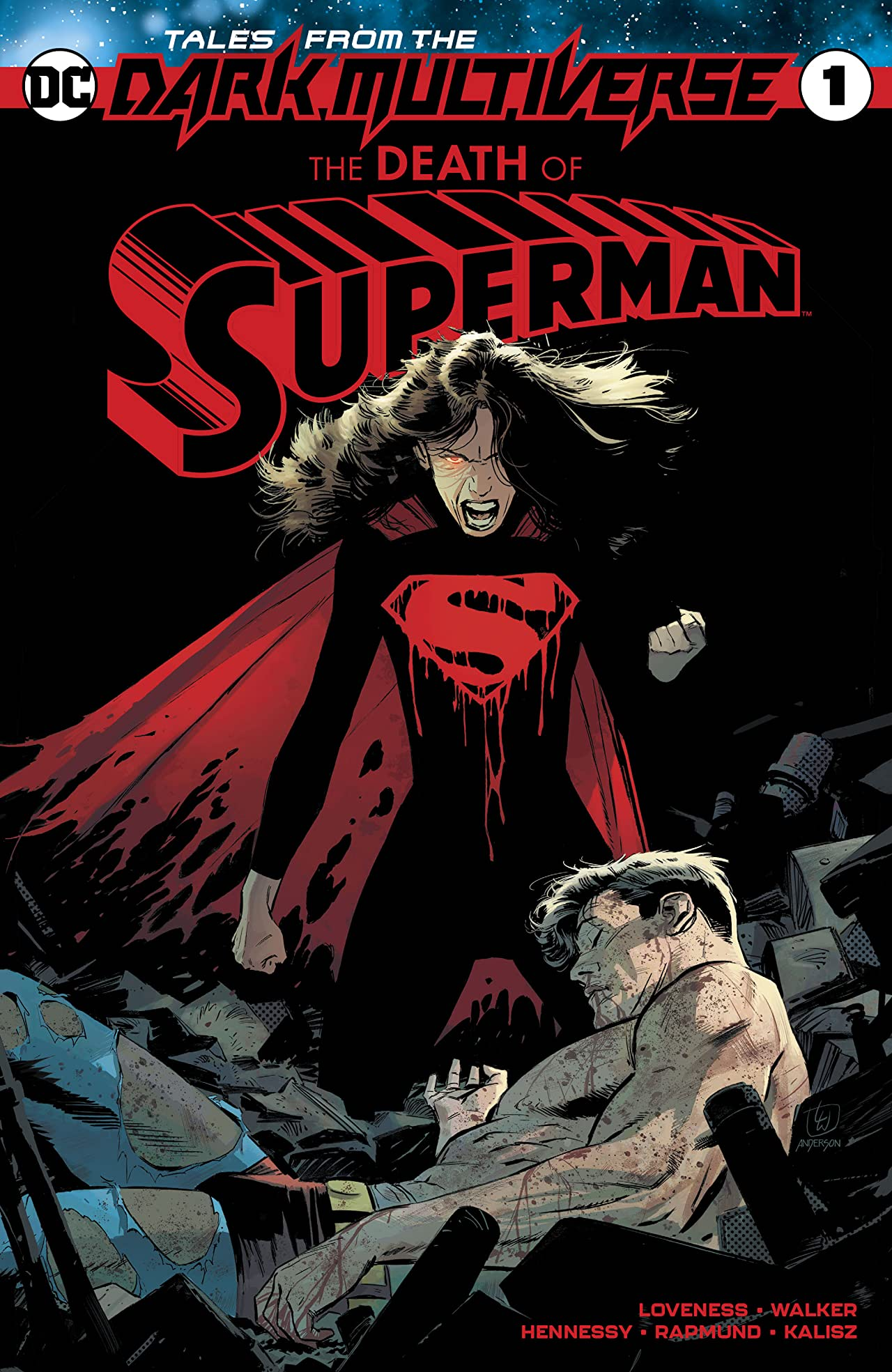 Tales from the Dark Multiverse: Death of Superman (2019) No.1