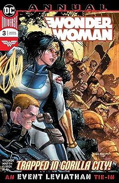Wonder Woman (2016-) Annual #3