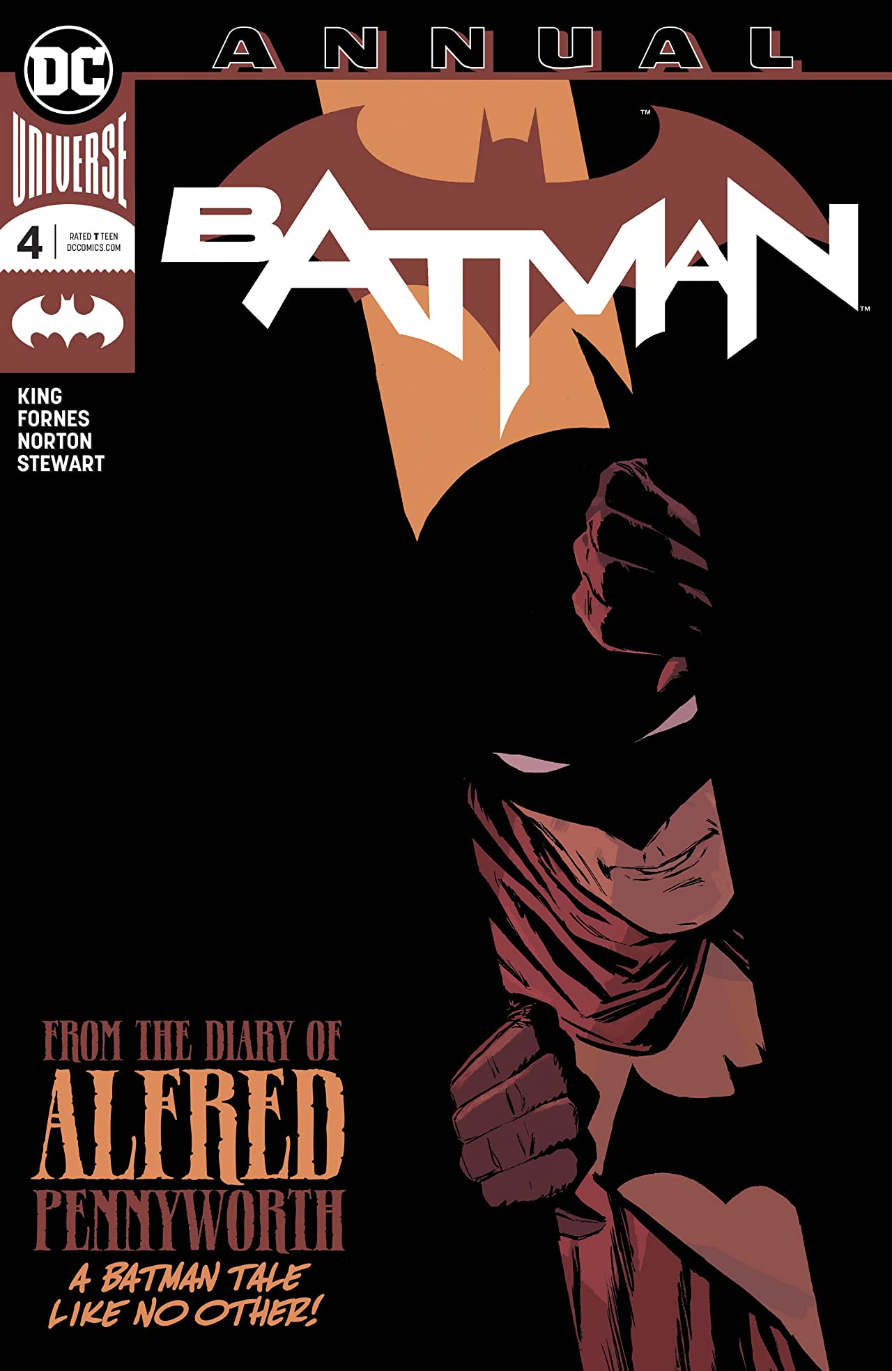 Batman (2016-) Annual No.4