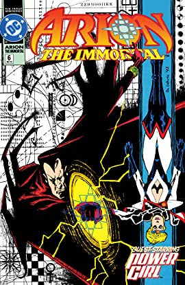 Arion the Immortal (1992) #6
