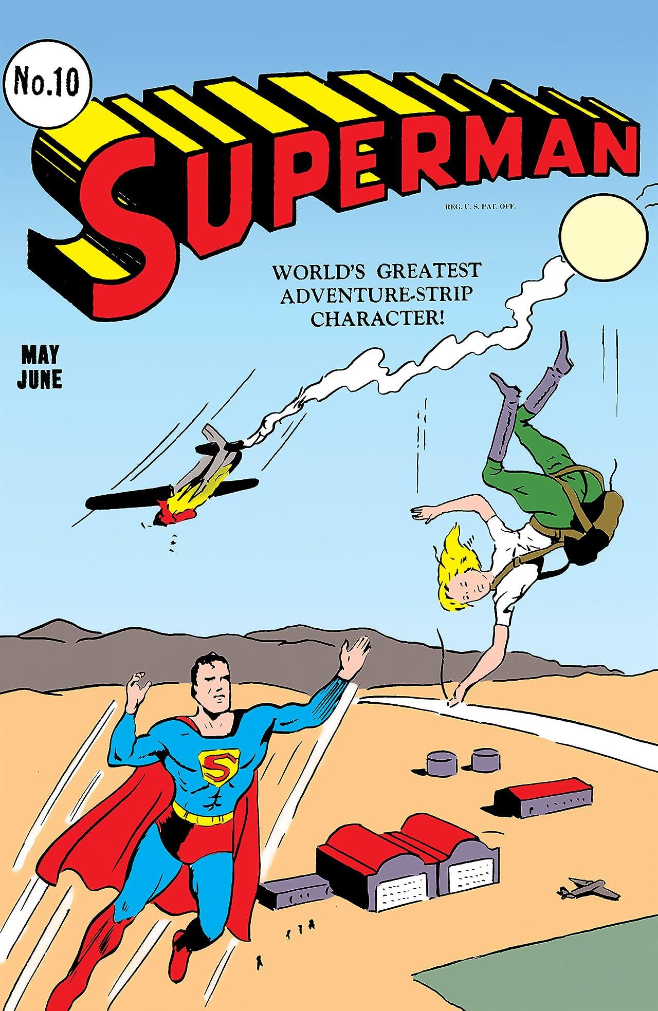 Superman (1939-2011) #10