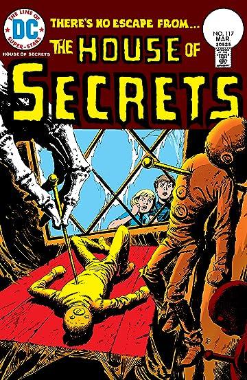 House of Secrets (1956-1978) #117