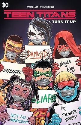 Teen Titans (2016-) Vol. 2: Turn It Up