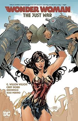 Wonder Woman (2016-) Vol. 1: The Just War