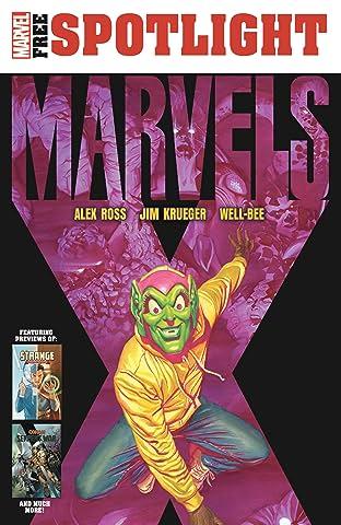 Marvel Sampler November 2019