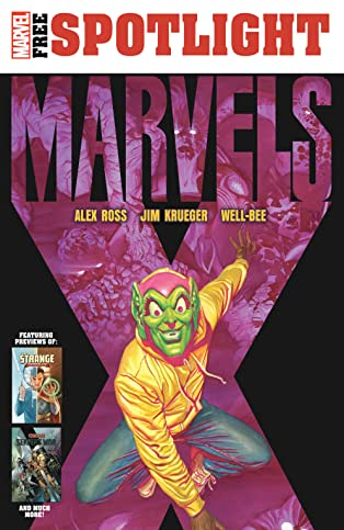 Marvel Sampler November 2019