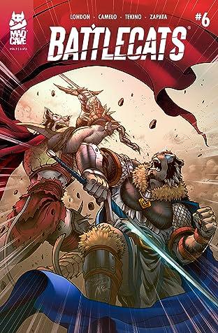 Battlecats Vol. 2 No.6