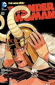 Wonder Woman (2011-2016) #29