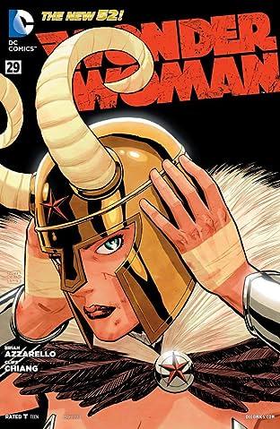 Wonder Woman (2011-) #29