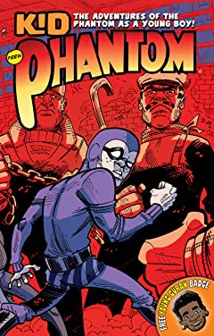 Kid Phantom #04