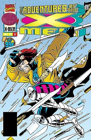 Adventures Of The X-Men (1996-1997) #8