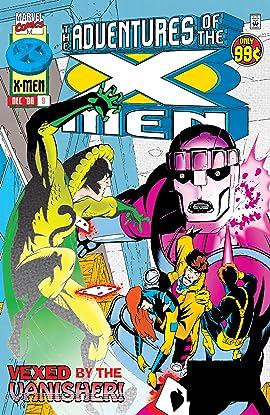 Adventures Of The X-Men (1996-1997) #9