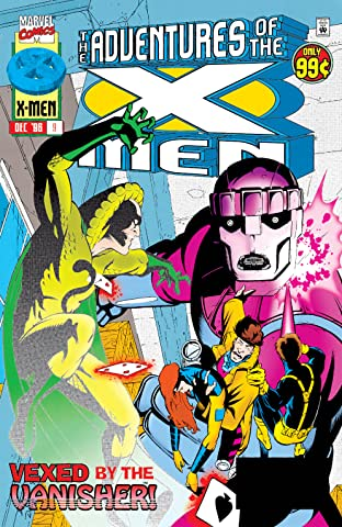 Adventures Of The X-Men (1996-1997) #9