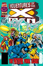 Adventures Of The X-Men (1996-1997) #12