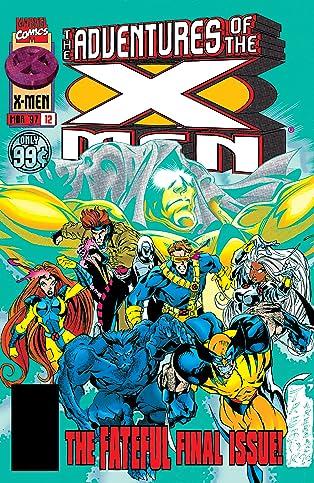 Adventures Of The X-Men (1996-1997) #12