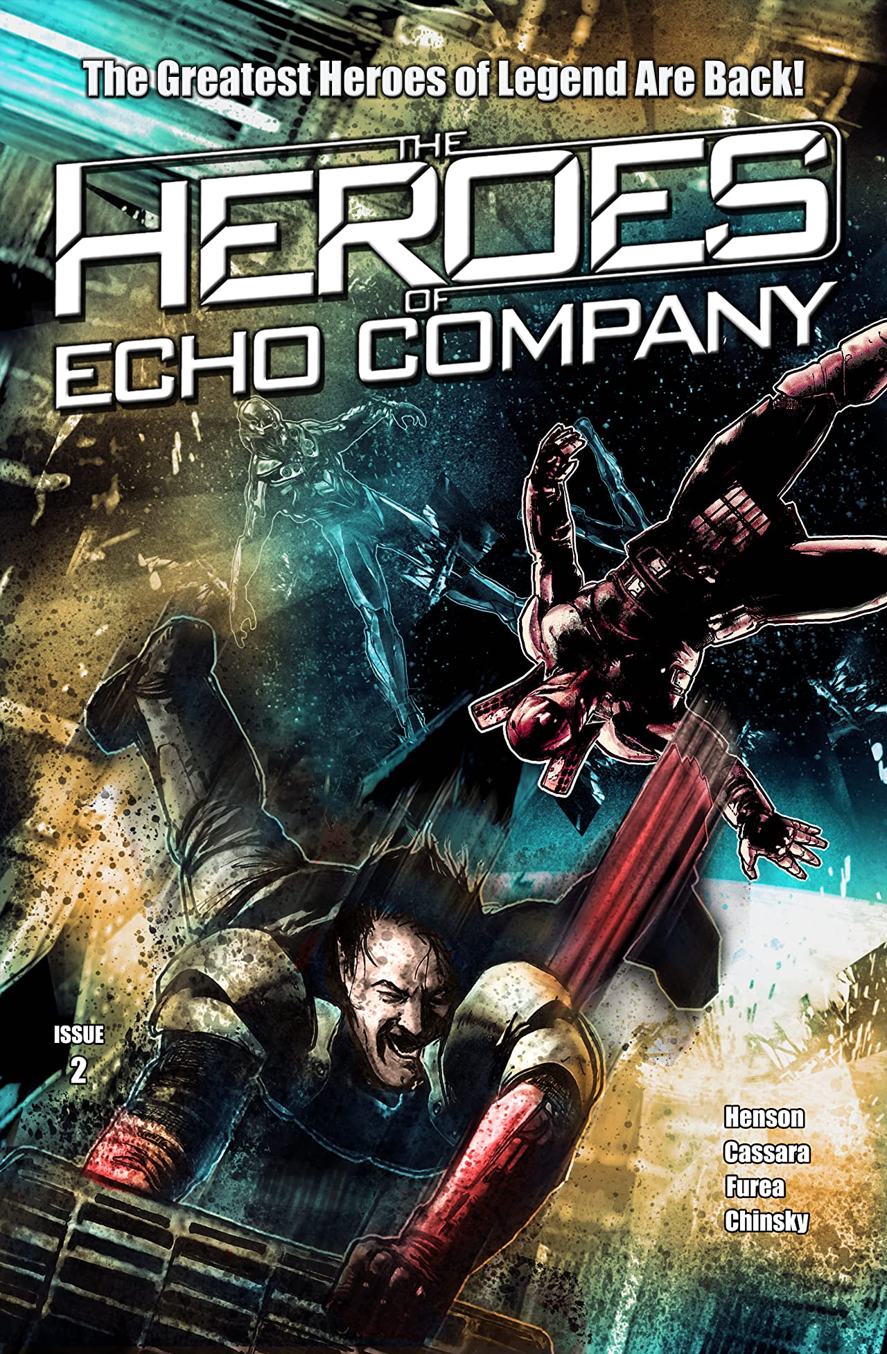 The Heroes of Echo Company #2