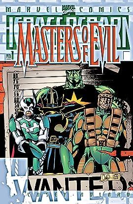 Heroes Reborn: Masters Of Evil (1999) #1