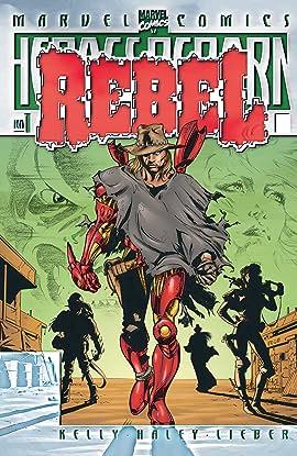 Heroes Reborn: Rebel (1999) #1