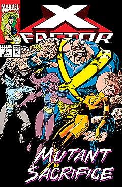 X-Factor (1986-1998) #94