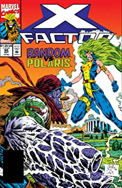 X-Factor (1986-1998) #95