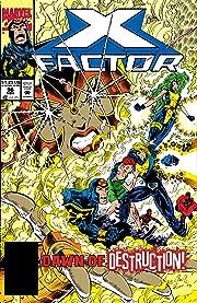 X-Factor (1986-1998) #96