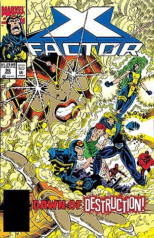X-Factor (1986-1998) No.96