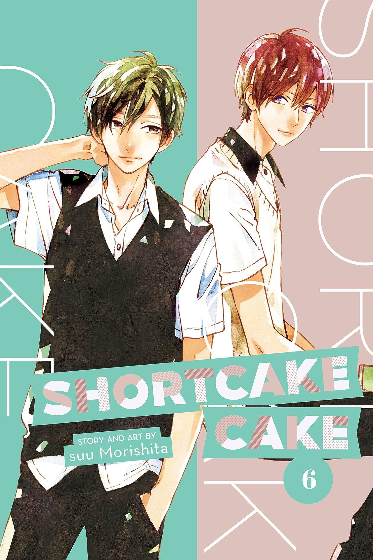 Shortcake Cake Vol. 6