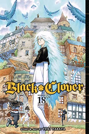 Black Clover Vol. 18: The Black Bulls