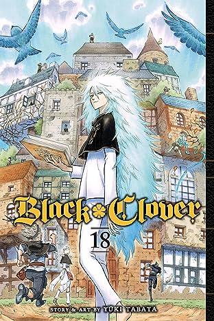 Black Clover Tome 18: The Black Bulls