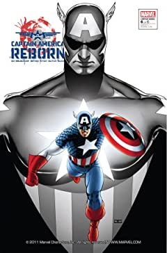Captain America: Reborn #6 (of 6)