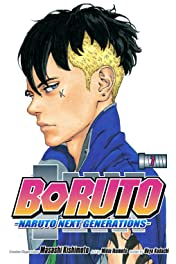 Boruto: Naruto Next Generations Vol. 7: Kawaki
