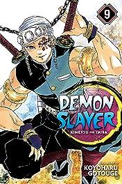 Demon Slayer:Kimetsu no Yaiba Vol. 9: Operation: Entertainment District