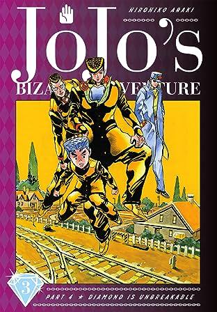 JoJo's Bizarre Adventure: Part 4--Diamond Is Unbreakable Vol. 3