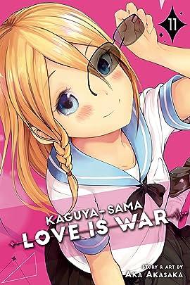 Kaguya-sama: Love Is War Vol. 11