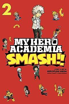 My Hero Academia: Smash!! Vol. 2
