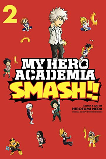 My Hero Academia: Smash!! Vol. 2