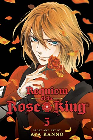 Requiem of the Rose King Vol. 5