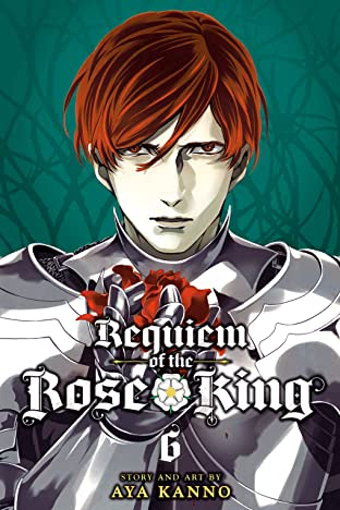 Requiem of the Rose King Vol. 6